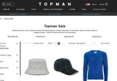 남성 衣冠整齊(의관정제) – 탑맨 70% + 추가 30% 세일