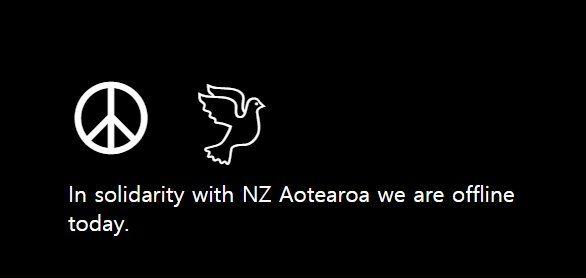 뉴질랜드 증오 범죄와 관련 희생자들에게 위로와 함께 지구에 이런 야만적인 일이 사라지길 바란다.