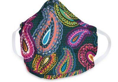 베라 브래들리 – 화사한 꽃무니 패션 마스크